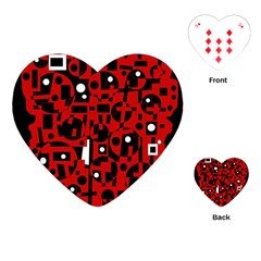 Red Playing Cards (Heart)
