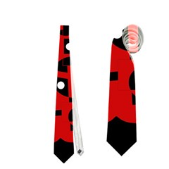 Red Neckties (Two Side)