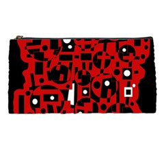 Red Pencil Cases