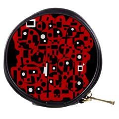 Red Mini Makeup Bags