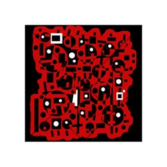 Red Acrylic Tangram Puzzle (4  x 4 )