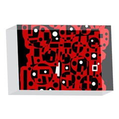 Red 4 x 6  Acrylic Photo Blocks
