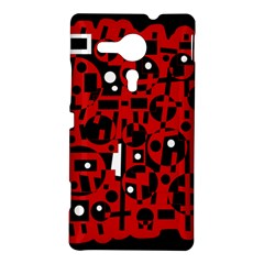Red Sony Xperia SP
