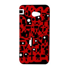 Red HTC Butterfly S/HTC 9060 Hardshell Case
