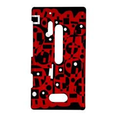 Red Nokia Lumia 928