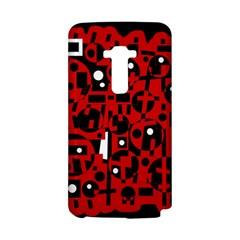 Red LG G Flex