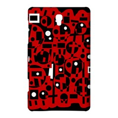 Red Samsung Galaxy Tab S (8.4 ) Hardshell Case
