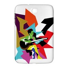 Singer Samsung Galaxy Note 8 0 N5100 Hardshell Case