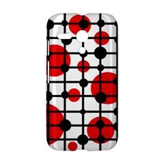 Red circles Motorola Moto G