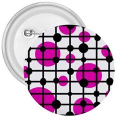 Magenta circles 3  Buttons