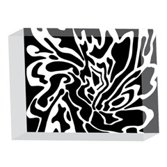 Black and white decor 5 x 7  Acrylic Photo Blocks