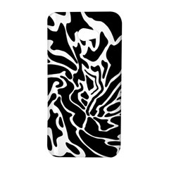 Black and white decor HTC Butterfly S/HTC 9060 Hardshell Case