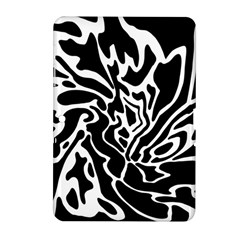 Black and white decor Samsung Galaxy Tab 2 (10.1 ) P5100 Hardshell Case