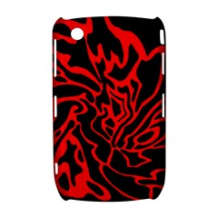 Red and black decor Curve 8520 9300