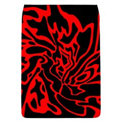 Red and black decor Flap Covers (L)