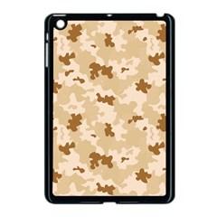 Desert Camo Pattern Apple iPad Mini Case (Black)