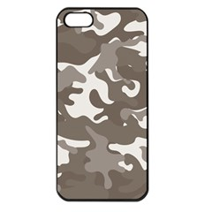 Urban Camo Pattern Apple iPhone 5 Seamless Case (Black)
