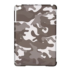 Urban Camo Pattern Apple iPad Mini Hardshell Case (Compatible with Smart Cover)