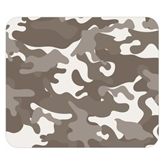Urban Camo Pattern Double Sided Flano Blanket (Small)