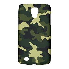 Green Camo Pattern Galaxy S4 Active