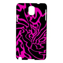 Magenta and black Samsung Galaxy Note 3 N9005 Hardshell Case