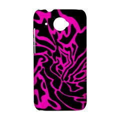 Magenta and black HTC Desire 601 Hardshell Case