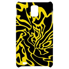 Black and yellow Samsung Infuse 4G Hardshell Case