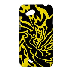 Black and yellow HTC Desire VC (T328D) Hardshell Case