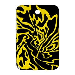 Black and yellow Samsung Galaxy Note 8.0 N5100 Hardshell Case