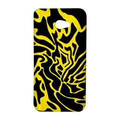 Black and yellow HTC Butterfly S/HTC 9060 Hardshell Case