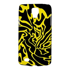 Black and yellow Galaxy S4 Active