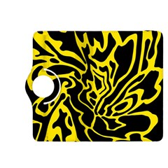 Black and yellow Kindle Fire HDX 8.9  Flip 360 Case