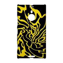 Black and yellow Nokia Lumia 1520
