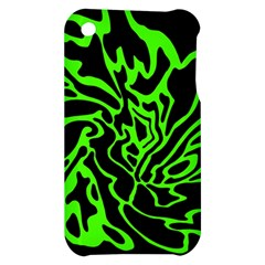 Green and black Apple iPhone 3G/3GS Hardshell Case