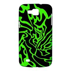 Green and black Samsung Galaxy Premier I9260 Hardshell Case