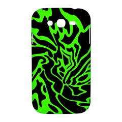 Green and black Samsung Galaxy Grand DUOS I9082 Hardshell Case