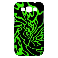 Green and black Samsung Galaxy Win I8550 Hardshell Case
