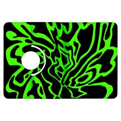 Green and black Kindle Fire HDX Flip 360 Case