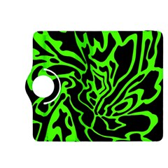 Green and black Kindle Fire HDX 8.9  Flip 360 Case
