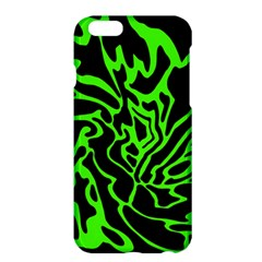 Green and black Apple iPhone 6 Plus/6S Plus Hardshell Case