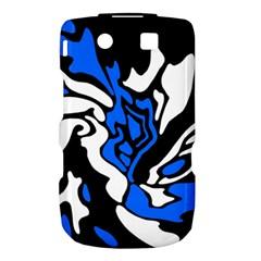 Blue, black and white decor Torch 9800 9810