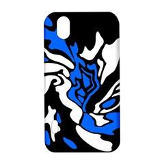 Blue, black and white decor LG Optimus P970