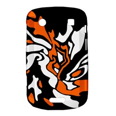 Orange, white and black decor Bold Touch 9900 9930