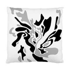 Gray, black and white decor Standard Cushion Case (Two Sides)