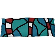 Red snake Body Pillow Case Dakimakura (Two Sides)
