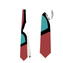 Blue snake Neckties (Two Side)