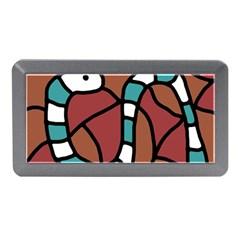 Blue snake Memory Card Reader (Mini)
