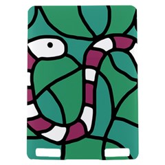 Purple snake  Kindle Touch 3G
