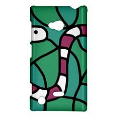 Purple snake  Nokia Lumia 720