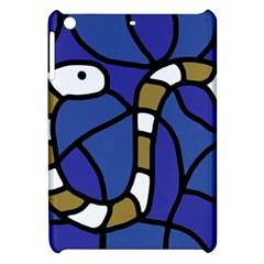 Green snake Apple iPad Mini Hardshell Case